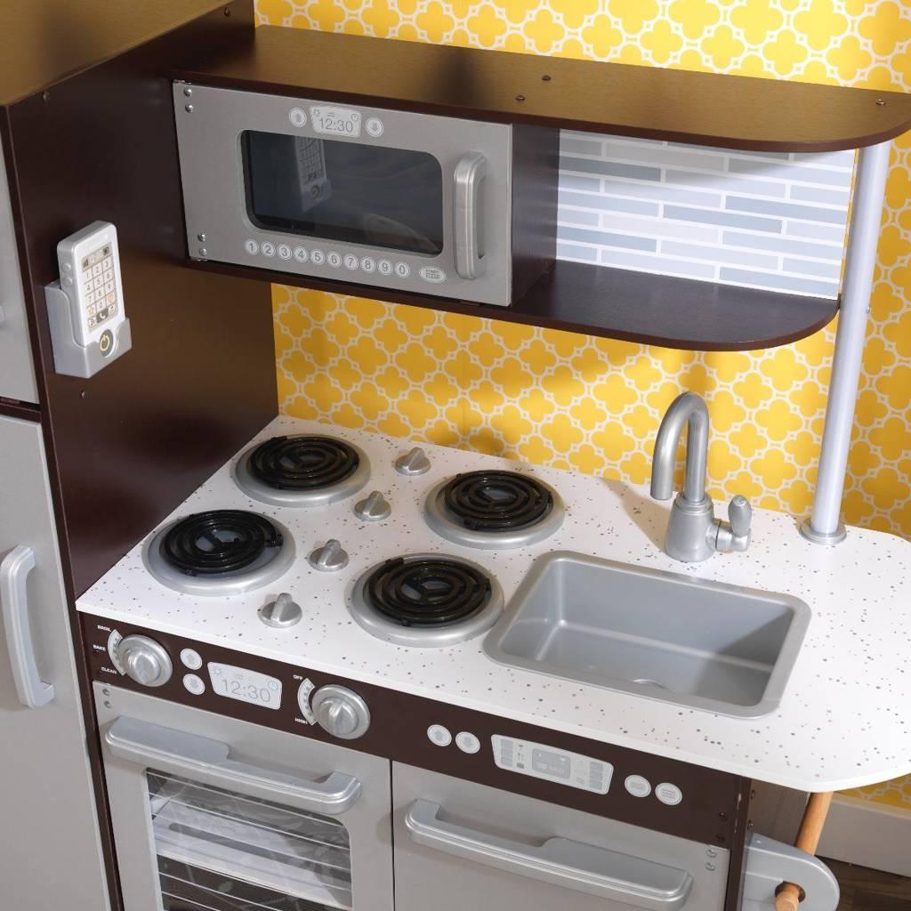 Kuchnia dla dzieci KidKraft Wielka Espresso (5788060875)  Allegro pl  Więce   -> Kuchnia Dla Dzieci Drewniana Allegro
