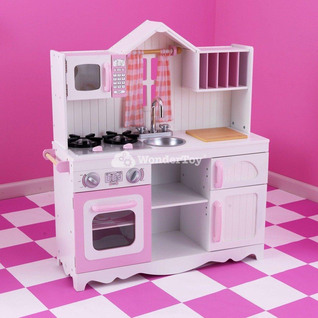 Kuchnia dla dzieci KidKraft Modern Countr 53222  Zabawki  Kuchnie dla dzieci -> Kuchnia Drewniana Dla Dzieci Kidkraft