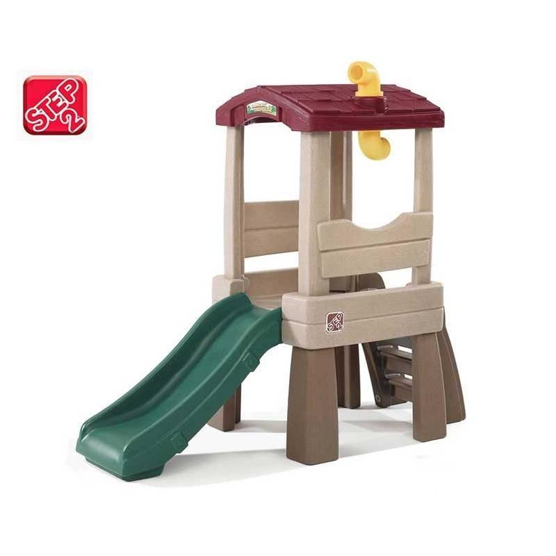 Mini Wieża ze zjeżdżalnią Step 2 Naturally Playful Lookout ...
