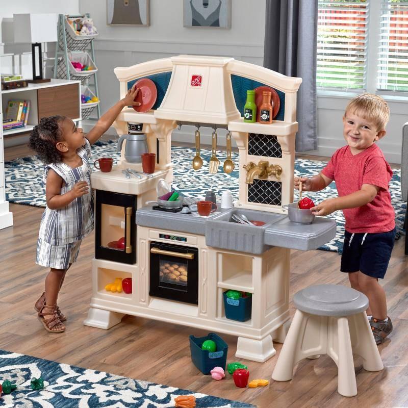 klasyczna kuchnia do gotowania dla dziei step2 wondertoy