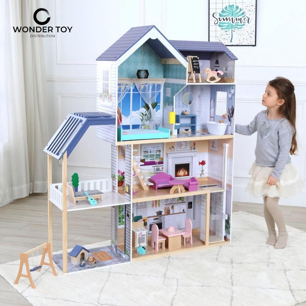 Domek dla lalek cristina Wonder Toy