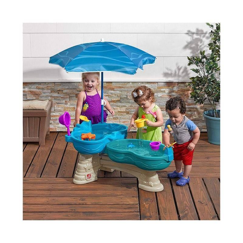 basenik dla dzieci stół wodny step2 wondertoy