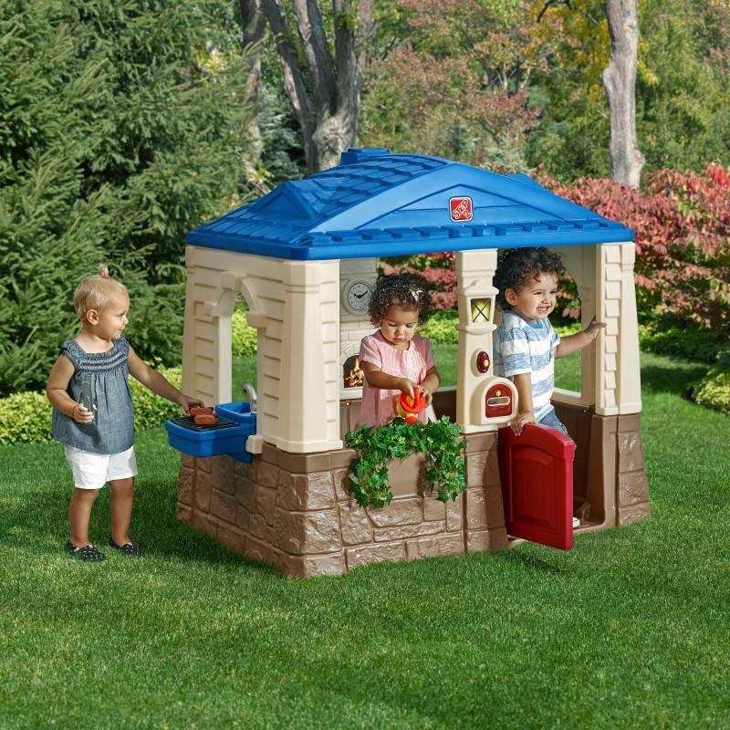 Domek ogrodowy dla dzieci Step2