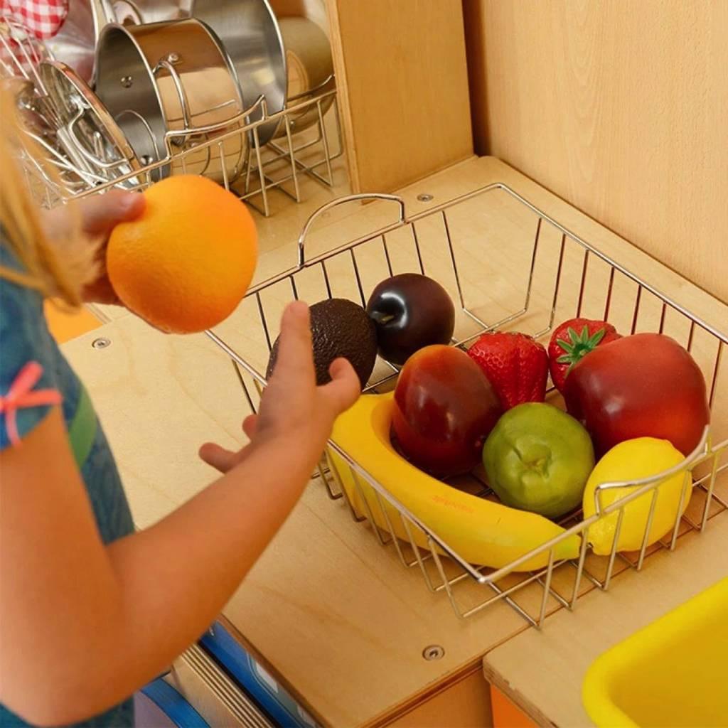 owoce to idealny dodatek do zabawy w gotowanie lub sklep