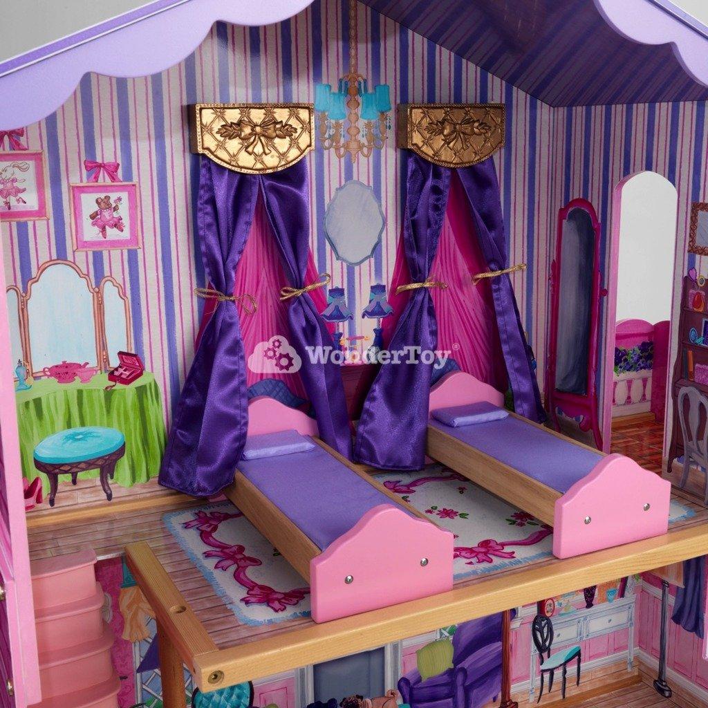 ... Domek dla lalek KidKraft My Dream Mansion - Moja Rezydencja Marzeń 65082  ...