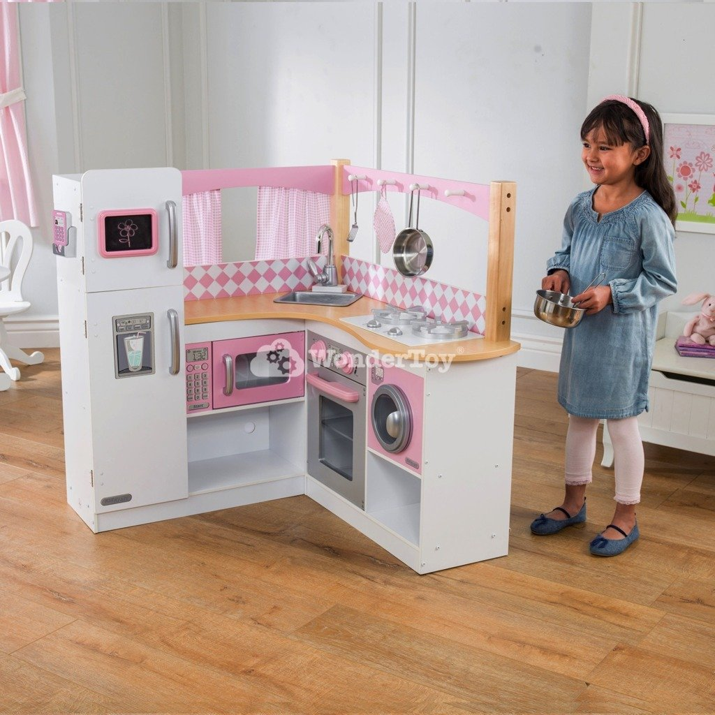 Kuchnia Dla Dzieci Kidkraft Wielka Narozna Kuchnia Smakosza 53185