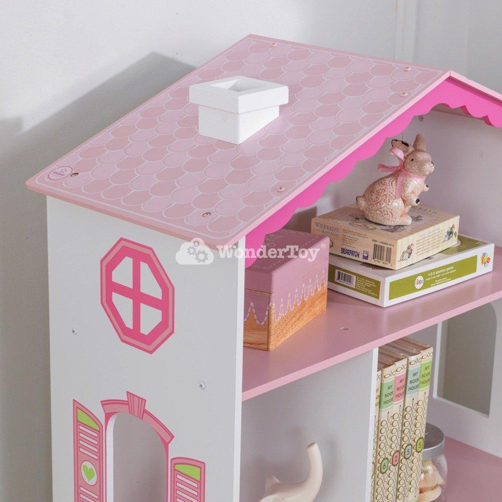 Regał Z Półkami Domek Dla Lalek Kidkraft Zabawki Domki Dla