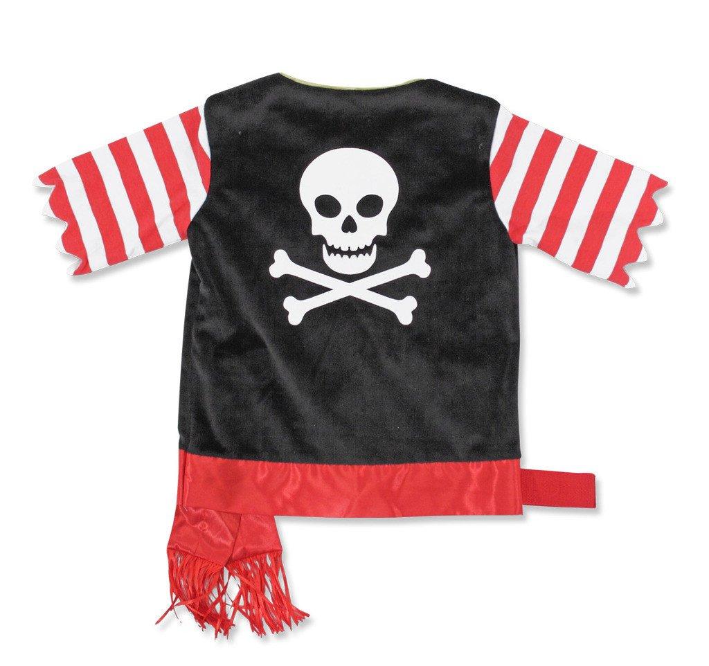 Strój Przebranie Kostium Pirat Melissa And Doug 14848 Zabawki