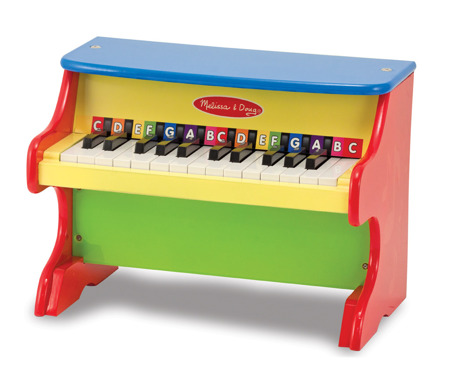Drewniane Mini Pianino Band Melissa and Doug 18960
