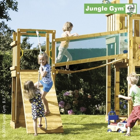 Plac zabaw - Zestaw Jungle Gym Super King